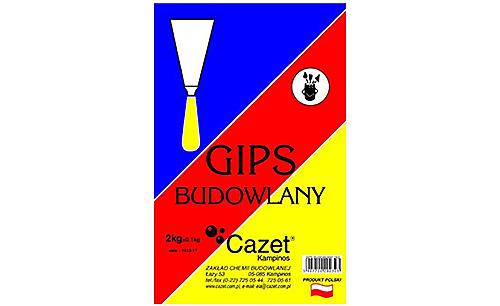 GIPS  BUDOWLANY PKWiU 26.53.10-00.10